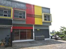 Disewakan Murah Ruko 2 Lantai Depan RS Soedjarwadi