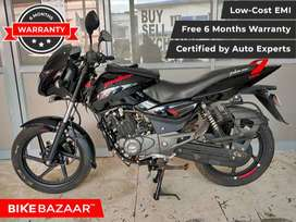 Bajaj Pulsar 150 on Easy EMI and Free 6 Month's Warranty