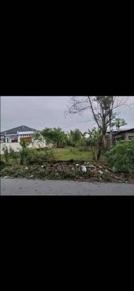 Bisa beli separuh,dijual tanah 15x30m SHM kota Medan