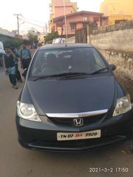Honda City 2005 Petrol 95000 Km Driven