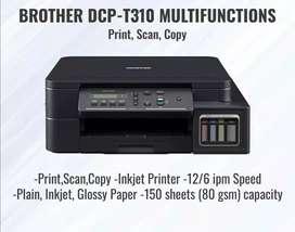Printer Brother DCP T310 (Print, Scan, Copy) T 310 Garansi Resmi