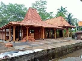 Jual Pendopo, Rumah Joglo dan Rumah Limasan