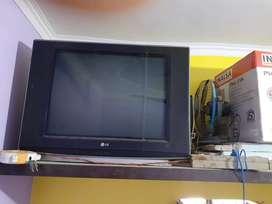 LG TV & FREEZER