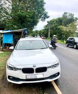 BMW 3 Series 320d, 2017, Diesel