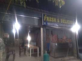 Big shop available for rent in Jharsa..