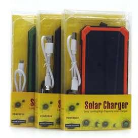 Powerbank 20000MAH tenaga solar