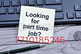Data entry part time jobs for freshers