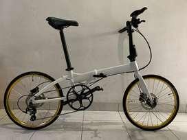 Sepeda Lipat Izi Q5