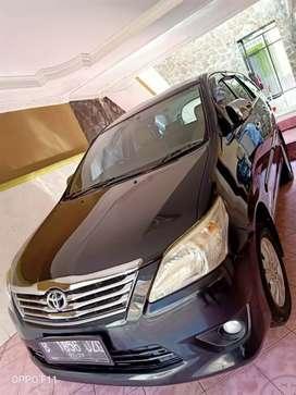 Toyota Innova G 2013. Kondisi sangat prima dan terawat.