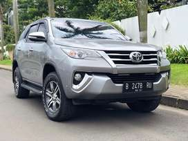 Toyota Fortuner 2016 Super Istimewa