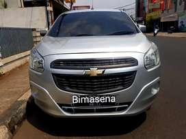 Chevrolet  Spin  LS 1.2  MT  2014