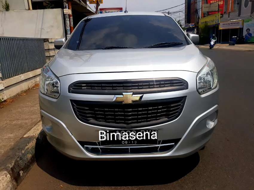 Chevrolet  Spin  LS 1.2  MT  2014 0