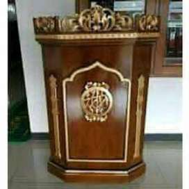 mimbar masjid murah meriah new