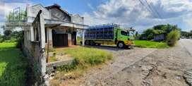 Tanah pekarangan bonus tempat usaha kawasan zona industri di Klaten