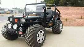(Panwar) modified open jeep
