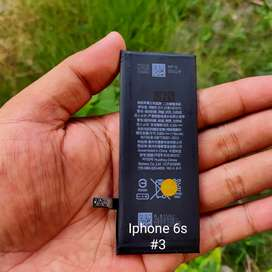 Baterai Iphone Seri 6 Dan 7 Original