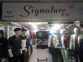 Signature (Garments shop at PACE, Lahore)