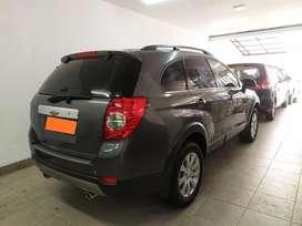 Chevrolet Captiva 2013 Bensin