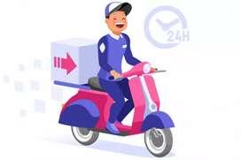 Kamao 18000 tak bolour me parcel delivery krke