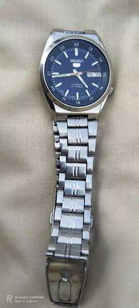 seiko 5 automatic 21 jewels 7s26-02co