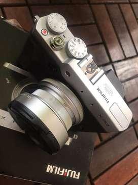 Fujifilm Mirrorless X30 mulus terawat