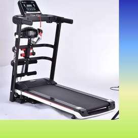 treadmill elektrik EXONE-1006 alat fitnes electric