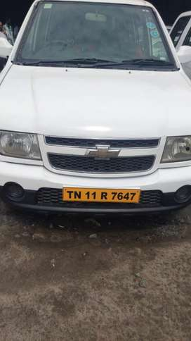 Chevrolet Tavera Elite LT - L1 9-Seater BS III, 2016, Diesel