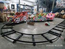 RST Odong odong tayo kereta panggung full fiber mini coaster Murah IIW