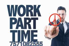 Candidate required data entry work.!!