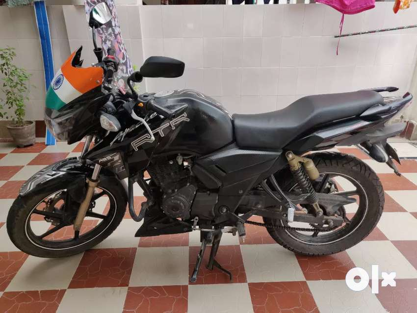 TVS Apache RTR 180 ABS in Mint Condition 0