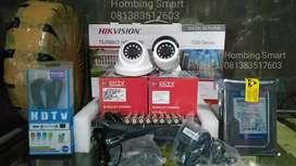 CCTV ONLINE 3 MP, HIKVISION
