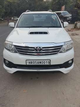 Fortuner in excellent condition