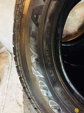 Tyre for swift and swift dezire