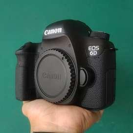Canon 6D WiFi Mint Condition