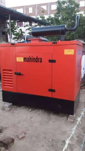MAHINDRA GENERATORS FOR SALE WITH 2 YEAR WARRANTY