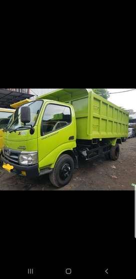 Hino dutro 130 hd x-power dump truck