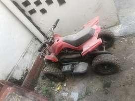 Suryaansh's bike