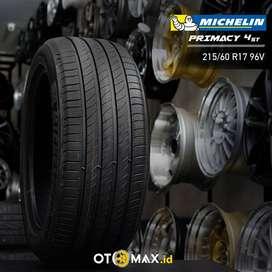 Ban Mobil Michellin Primacy 4st 215/60 R17 96V