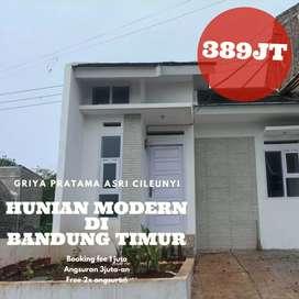 Hunian Modern Minimalis Di Bandung Timur