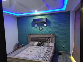 1 Bed Fully Furnished At Ideal Location Near Surahi Chowk Is for Sale