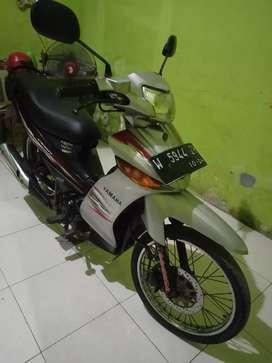 Jual beli sepeda motor bekas. Mesin nyala halus.Harga murah bisa nego