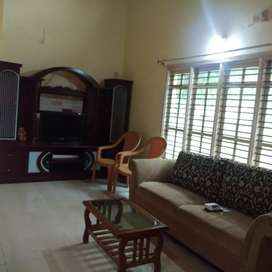 Independent Duplex 3bhk for rent in R K township bommasandra