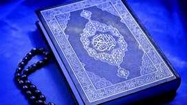 I am  Hafiz e quran ,I will teach Qur'an with tajweed   online