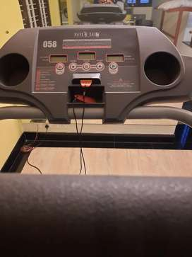 Treadmill sparsely used for sale