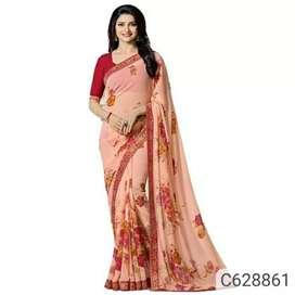 Authentic Georgette sarees