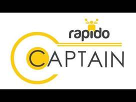 RAPIDO - OPENINGS FOR BIKE RIDERS