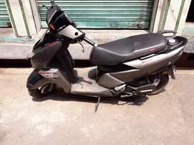 Scooter in sale and marketing Plus new model