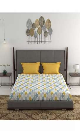 Raymond or Trident Bedsheets for sale
