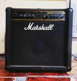 Amplifier bass Marshall B65 ori england utk fender jazz bass sdgr