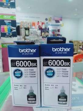 Tinta Brother BT6000BK